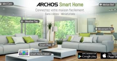 ARCHOS Smart Home