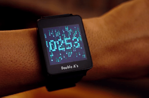 smartwatch Double A's