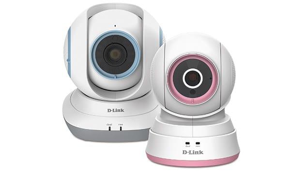 D-Link camera bébé