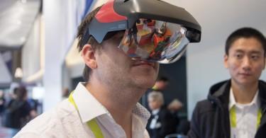 casque de réalité augmentée Seer