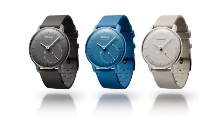 montre connectée Activité Pop Withings