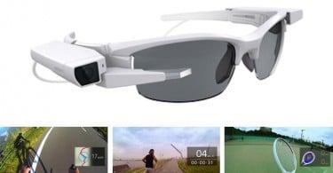 smartwach Sony SmartEyeglass
