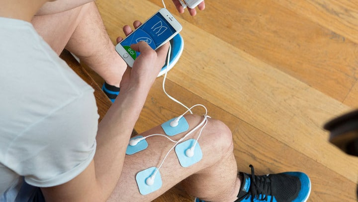 Bluetens électrostimulation connecté