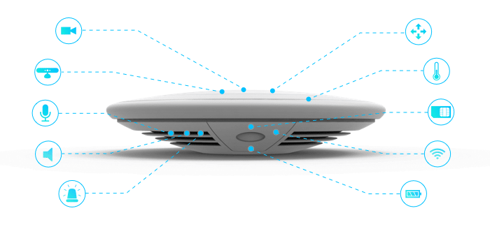 Flare BuddyGuard smart security