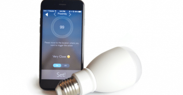 nextBulb ampoule connectée intelligente