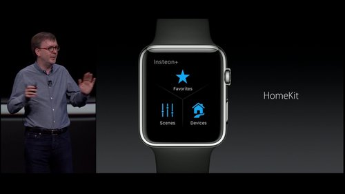 WatchOS 2 HomeKit