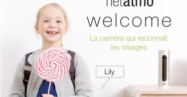 camera netatmo welcome