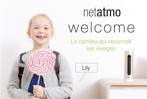 camera netatmo welcome