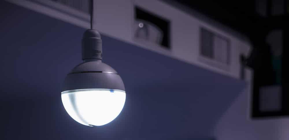 CamLIGHT ampoule connectée améra AwoX