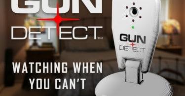 GunDetect objet connecté smarthome