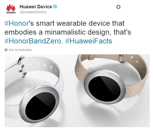 Honor Band Zero Huawei