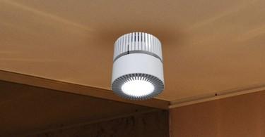 SafeLIGHT ampoule connectée capteur de fumée AwoX