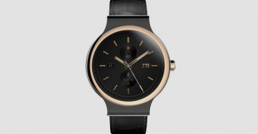 ZTE Axon watch smartwatch