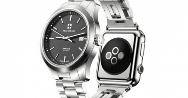 Pinnacle Nico Gerard montre Apple Watch