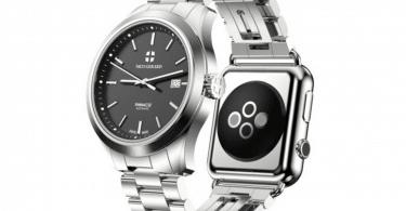Pinnacle Nico Gerard montre Apple Watch