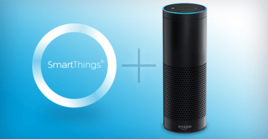 objets SmartThings Echo Amazon