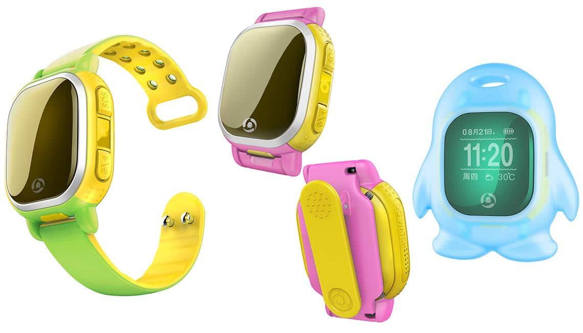 qq watch tencent smartwatch children
