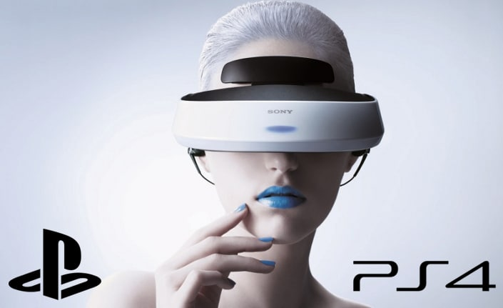 PlayStation VR casque VR Sony