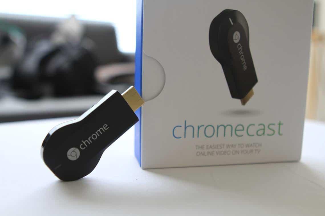 chromecast 2 google
