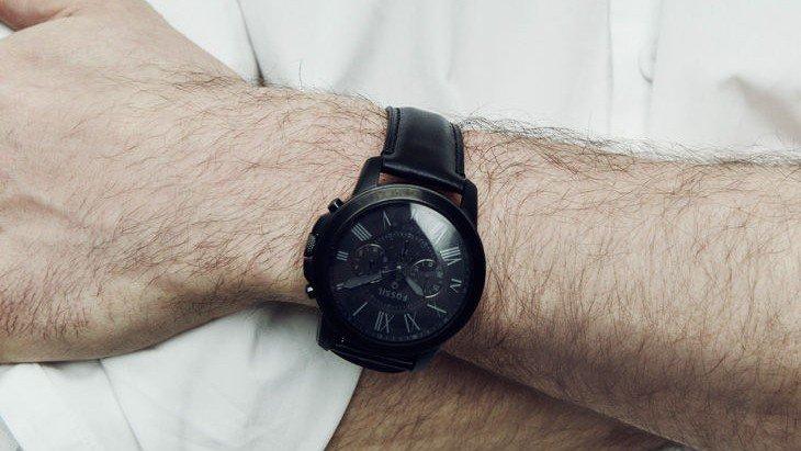 Fossil Q Reveler montre Q Grant bracelet Q Dreamer