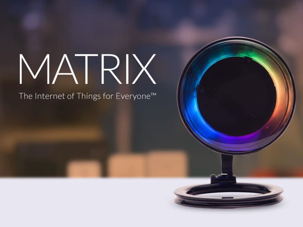 Matrix App Store maison connectée