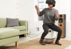 VRGO chaise réalité virtuelle