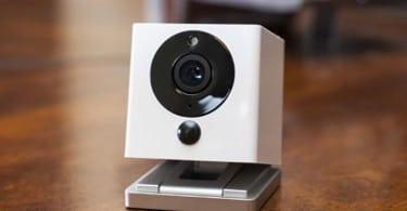 Spot caméra intelligente securité