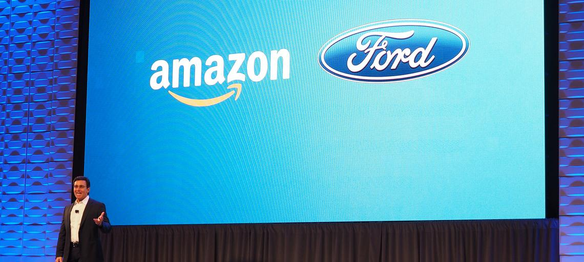 Ford Amazon Echo
