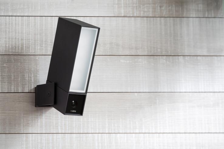 The Presence caméra de sécurité intelligente de Netatmo