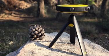 Vuze camera 3D VR HumanEyes