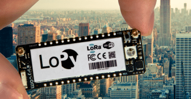 LoPy plateforme de développement LoRa WiFi Bluetooth