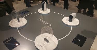 Sony objet connecté MWC