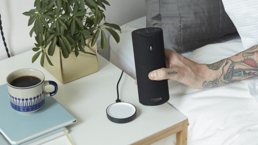 Amazon Tap Alexa haut-parleur portable Bluetooth