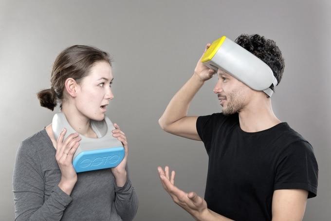 Opto casque VR