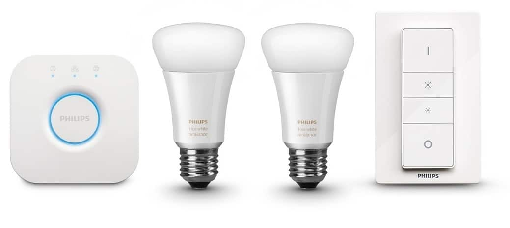 ampoules connectées Philips Hue White Ambiance