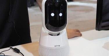 Otto robot assistant personnel Samsung