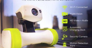 Riley robot connecté
