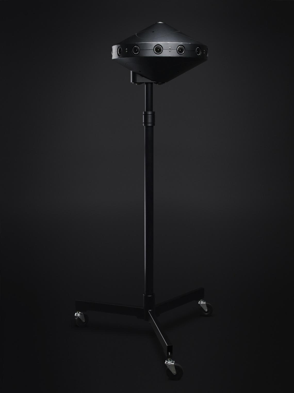 Surround360 caméra 360 degrés Facebook