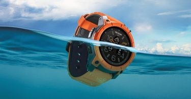 Nixon Mission smartwatch Android sports extremes