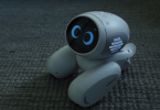Domgy robot de compagnie Roobo