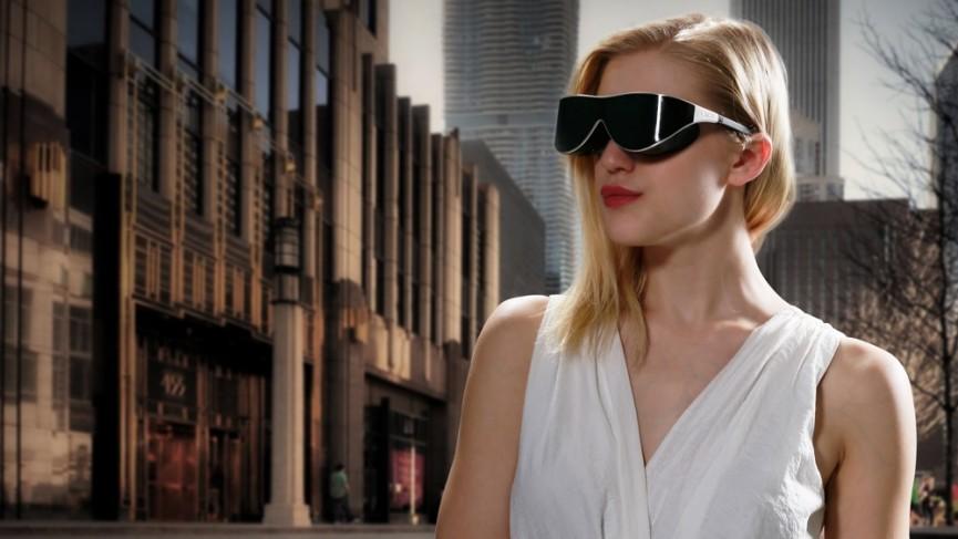 Dlodlo casque VR