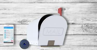 Mail Beacon boîte aux lettres intelligente