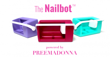 Nailbot imprimante connectée ongles