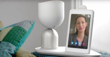 ElliQ robot assistant personnes âgées