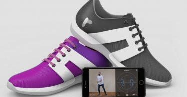 Rhythm - Des chaussures de danse connectées pour améliorer vos mouvements