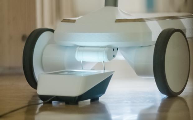 Ohmni robot