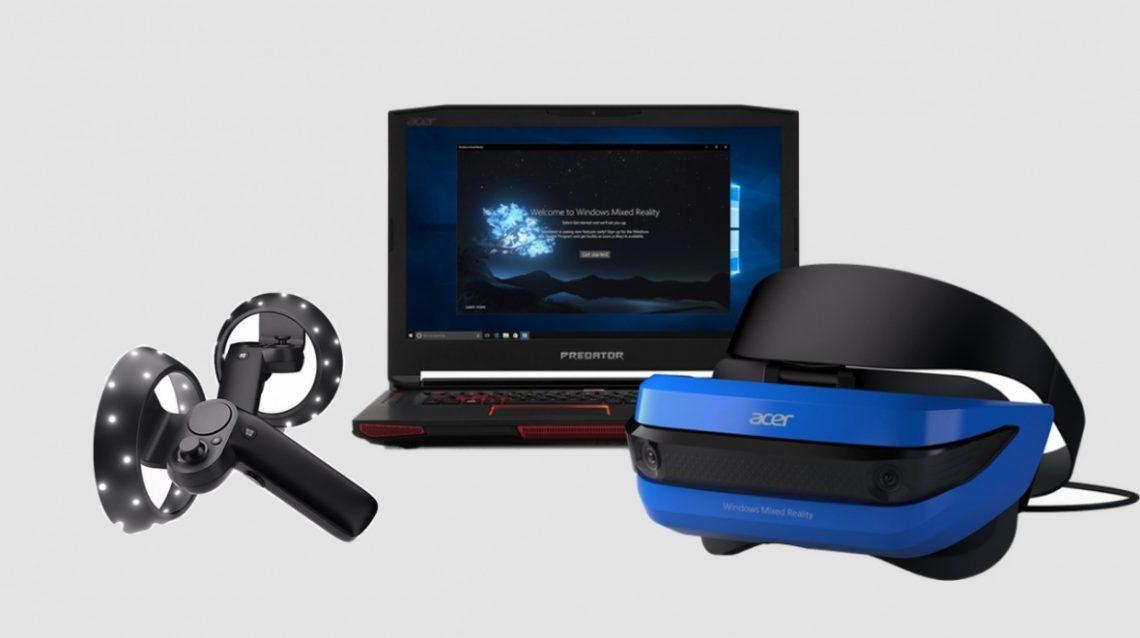 Windows VR controleurs
