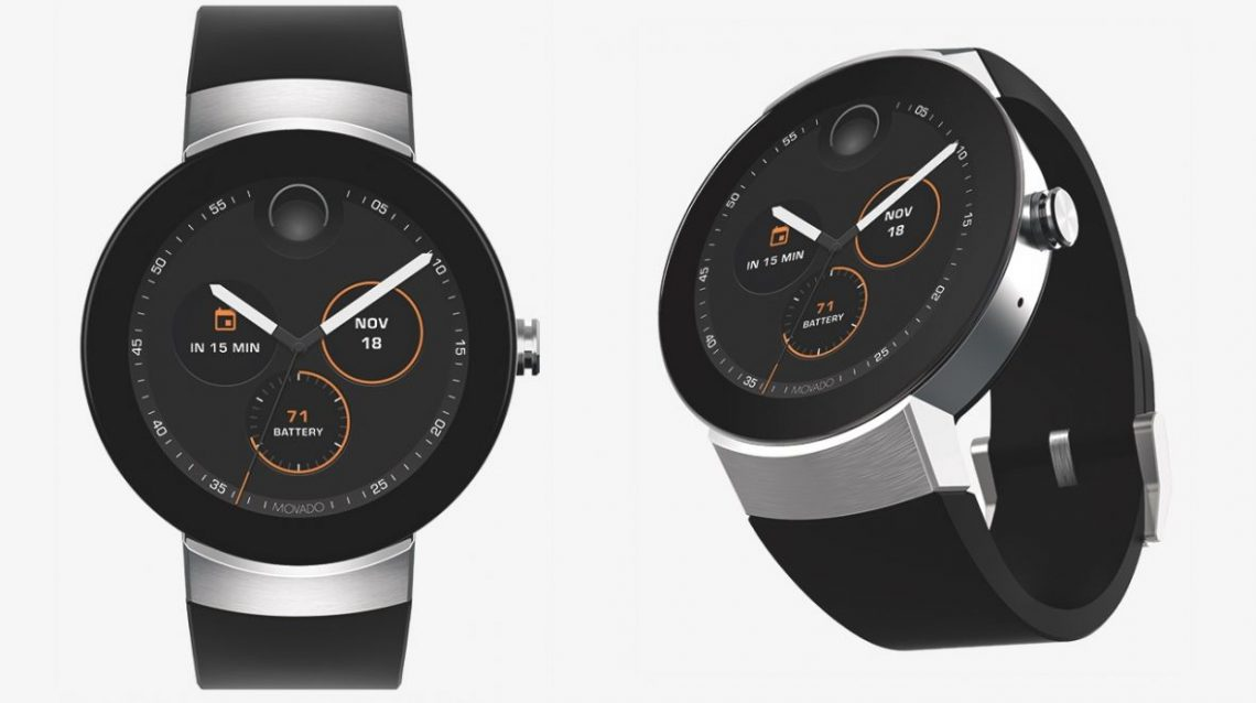 smartwatch Movado Connect