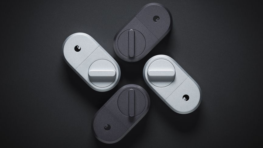 Smart Lock Pro serrure connectée August