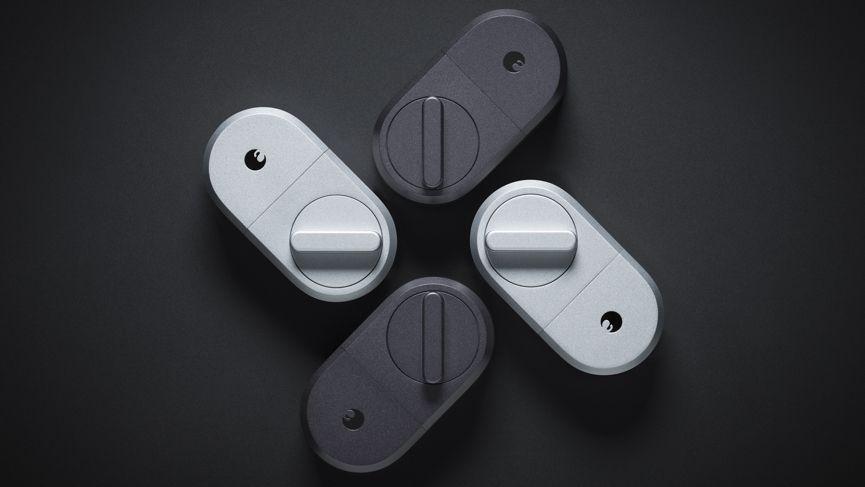 smart lock pro la nouvelle serrure connect e d august. Black Bedroom Furniture Sets. Home Design Ideas